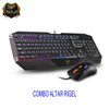 Combo Keyboard Mouse AULA Altar Rigel 2023 9013 Membrane