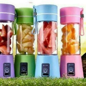 Juicer Blender Portable & Rechargeable REAL PICTURE BAHAN BAGUS