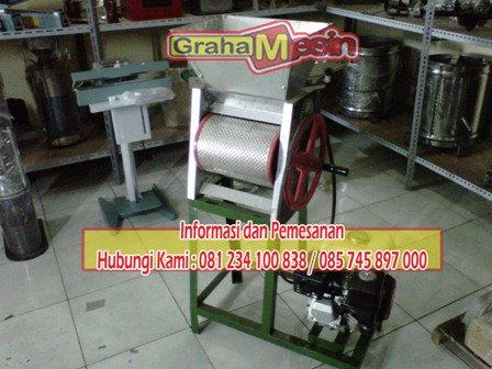 mesin pengupas kulit kopi untuk mengupas kulit kopi basah