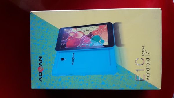 Handphone Tablet Advan E1c Aktif