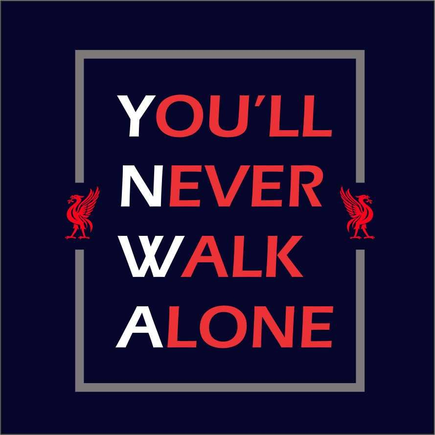 You'll Never Walk Alone : Gerry and the Pacemakers - You'll never walk alone ... / Walk on through the wind walk on through the rain though your ...