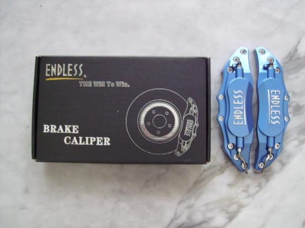 Cover rem Endless bahan besi red - blue
