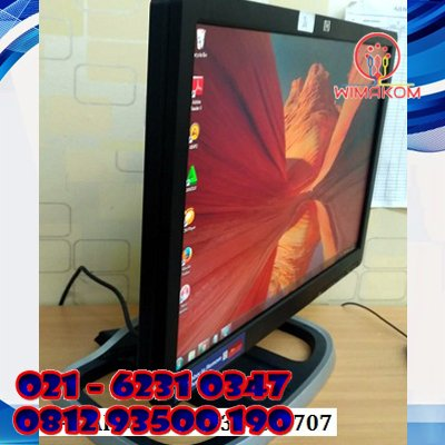 Monitor HP 19Inch WIDE Second