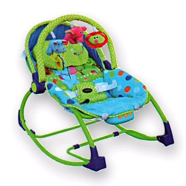 Bouncer pliko hammock 308 Kursi goyang bayi getar melodi BOUNCER ROCKING CHAIR HAMMOCK