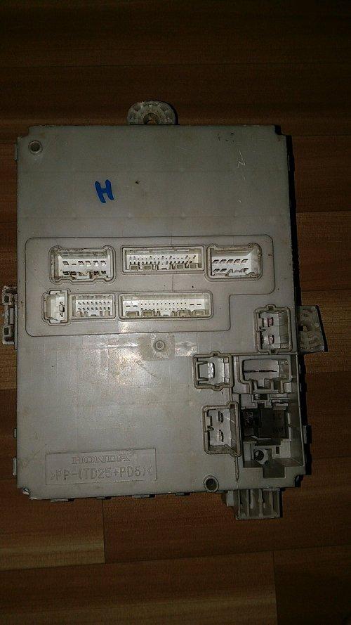 small resolution of fuse box sekring micu honda freed fuse