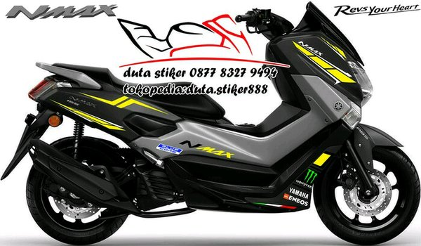 Jual List Decal Striping Cutting Stiker  Sticker Motor