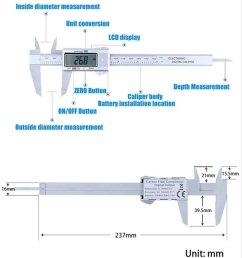 jual promo 150mm electeonic digital vernier caliper kaliper jangka sorong di lapak rajacell danirajacell [ 1000 x 1174 Pixel ]