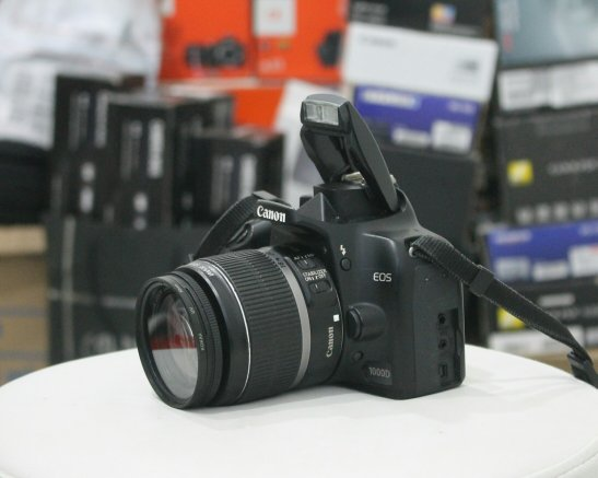 Camera/ Kamera DSLR Canon Eos 1000D