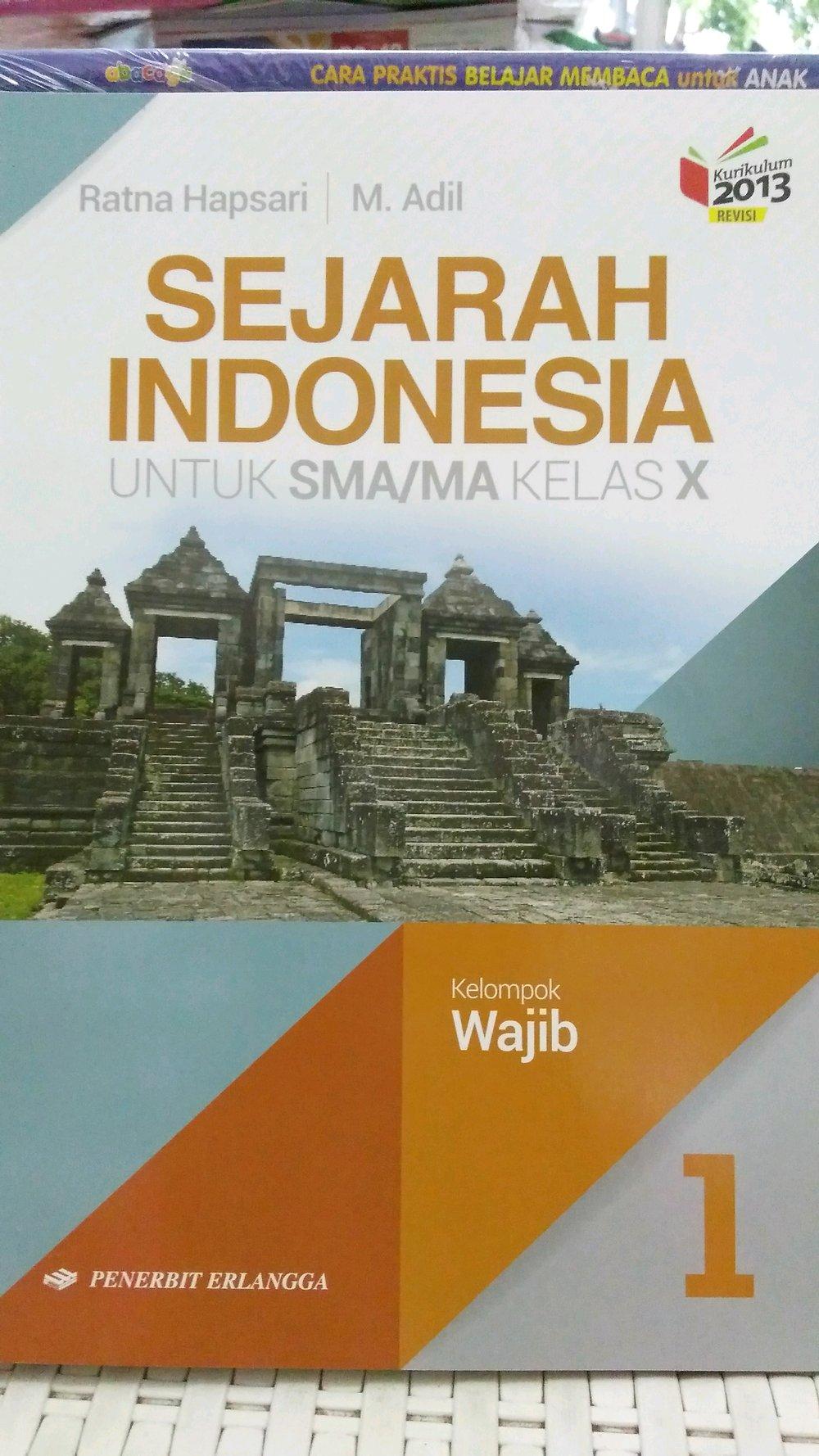 Materi Sejarah Indonesia Kelas 10 : materi, sejarah, indonesia, kelas, Materi, Sejarah, Indonesia, Kelas, Semester, Galeri