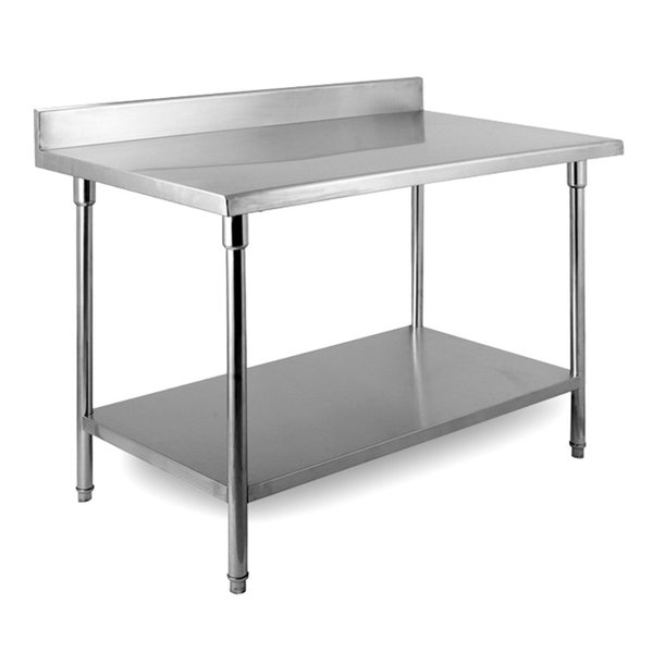 Worktable 180 cm Meja Dapur stainless steel Mutu RWT 18E