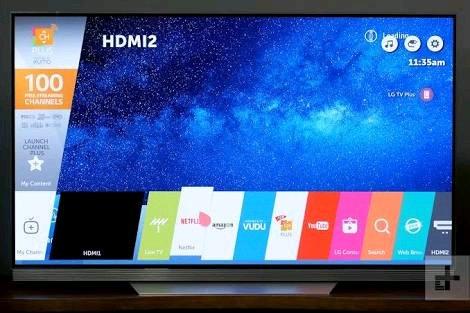 LG OLED 65E7T UHD 4K HDR SMART TV