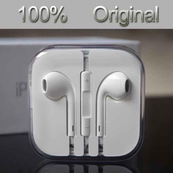 Jual Headset Earphone Apple iPhone 5 5S 6 6   Original 100   Murah