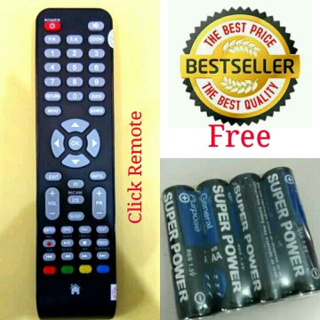 Remot/Remote Tv CooCaa Lcd/Led