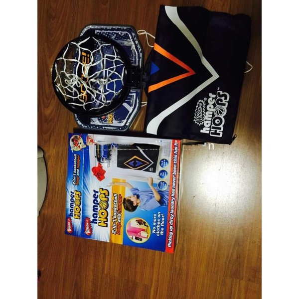 Hamper Hoops Mainan Keranjang Bola Basket Limited