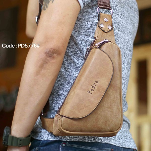 Tas Pedro Waistbag 5776 BC84 Batam impor original fashion branded reseller sale