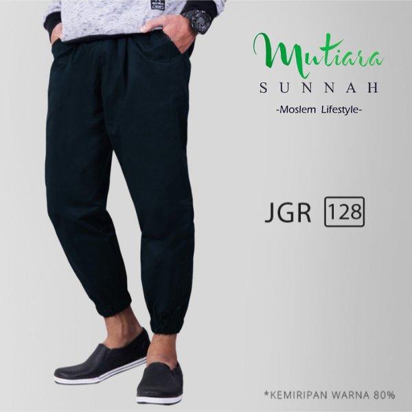 Jogger Pants - Celana Jogger - Sirwal Jogger - Celana Jogging Pria - Celana Olahraga - JGR 128
