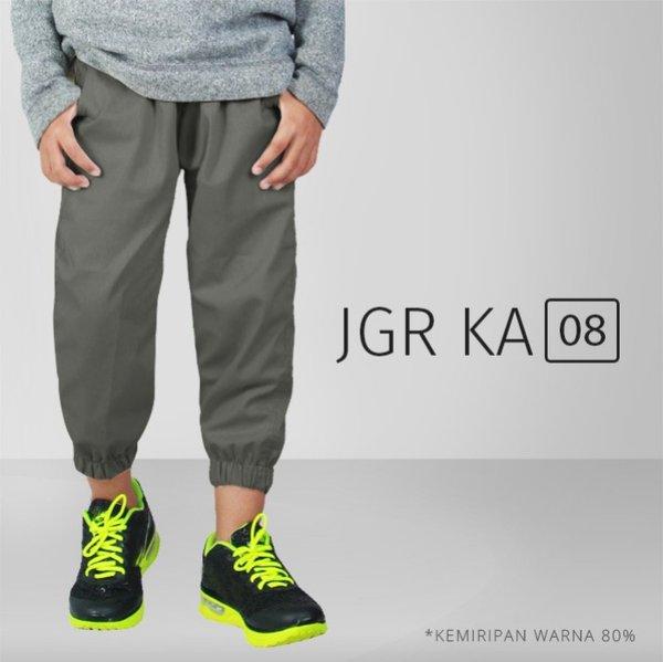 Jogger Pants Anak - Celana Jogger Anak - Sirwal Jogger Anak - Celana - JGR K A 08
