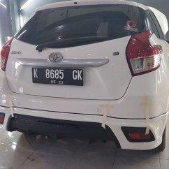 Bodykit All New Yaris Trd Toyota Altis 2018 Jual Body Kit Cek Harga Di Pricearea Com Add On Sportivo