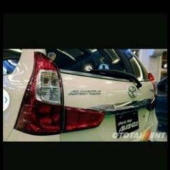 Trunk Lid Grand New Avanza All Camry 2016 Jual Unik Paket Reflektor Belakang Trunklid Berkualitas Harga Rp 1 157 500