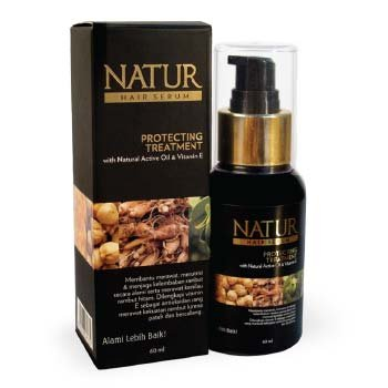 SPECIAL EDITION Natur Hair Serum Protecting Treatment