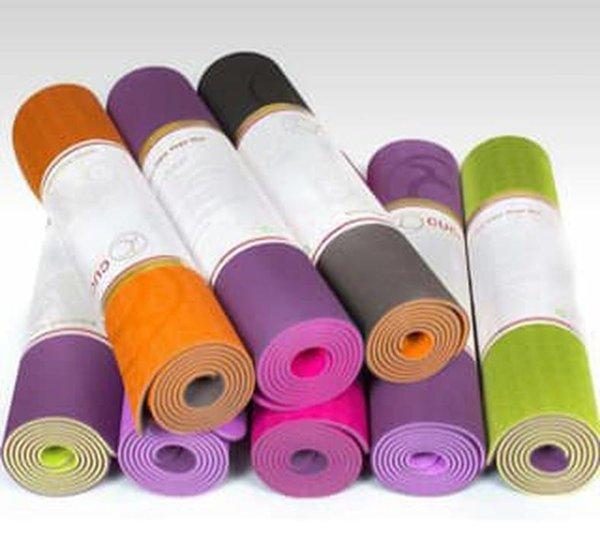 Matras Yoga Premium Cuca 6mm Berkualitas