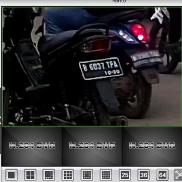 JUAL PAKET CCTV 4 KAMERA STARCOM DISKON