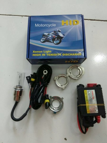 Lampu Led  Lampu HID Xenon Light utk motor