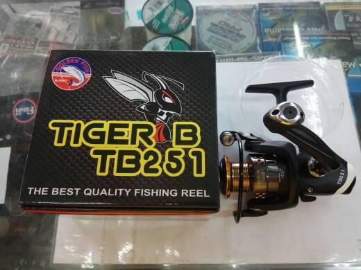 Spessial reel pancing golden fish tiger 251