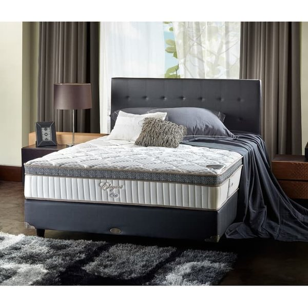 Tempat Tidur Elite Spring Bed Elegant 160 Full Set