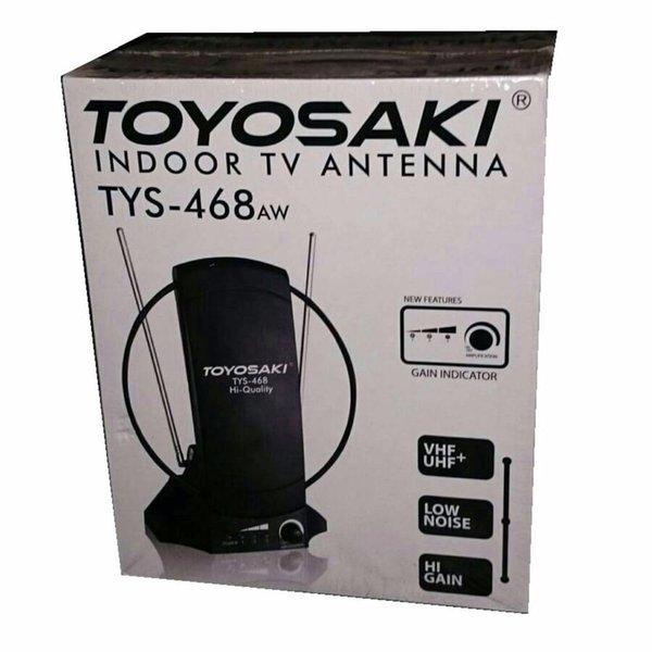 Antena TV Antena TV Dalam - Antena Indoor Toyosaki TYS-468AW