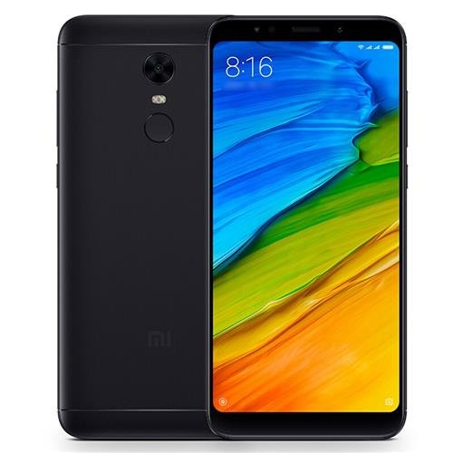 xiaomi redmi 5 plus black ram 4gb internal 64gb distributor