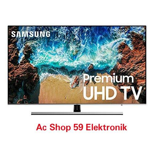 LED TV SAMSUNG 65NU8000 PREMIUM UHD 4K SMART TV FLAT 8 SERIES 2018 NEW