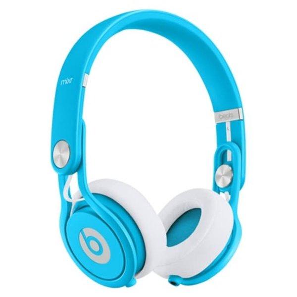 Beats by Dr Dre Mixr Neon Blue DJ Headphone by david gueta Asli