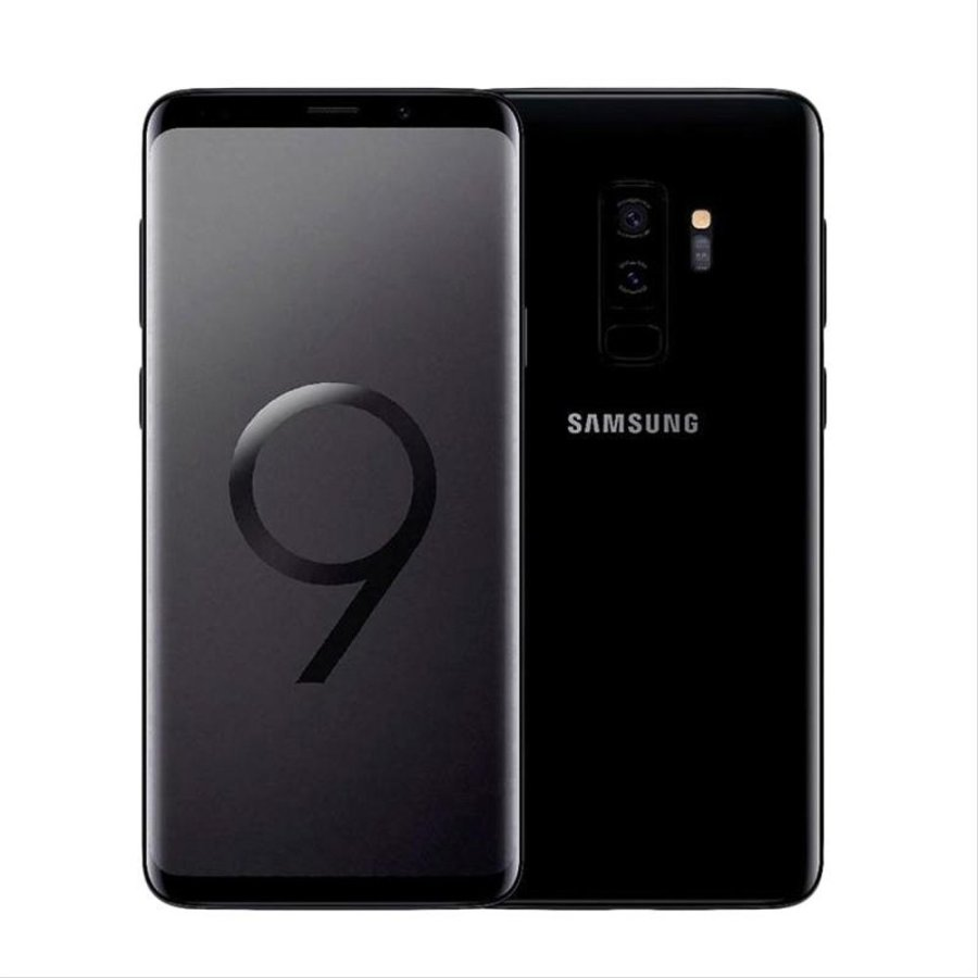 Hasil gambar untuk Samsung Galaxy S9 -Midnight Black 4/64 GB
