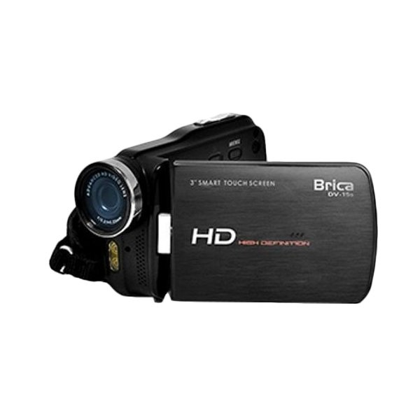 Brica DV 15 HD Black Camcorder