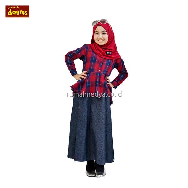 SALE Baju Gamis Anak Dannis No. -0 Murah