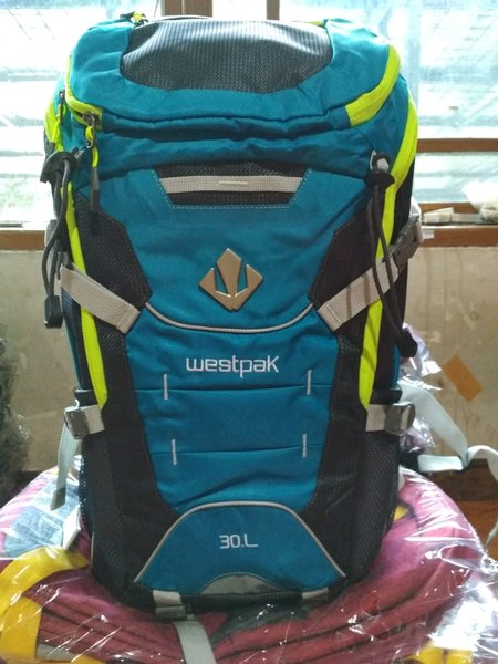 tas ransel gunung murah westpak semi carrier original