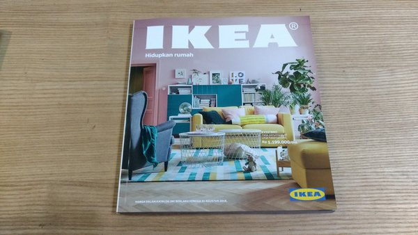 Jual Katalog IKEA furniture catalogue