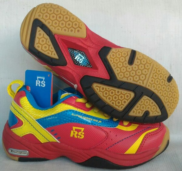 sepatu badminton RS SUPER SERIES 612 JR
