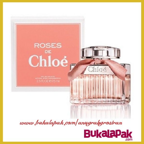 parfum ori Ch loe De Roses For Women EDT 75ml
