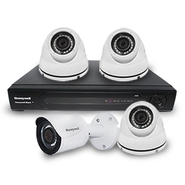 PROMO Honeywell CCTV DVR & Empat CCTV - Product Only