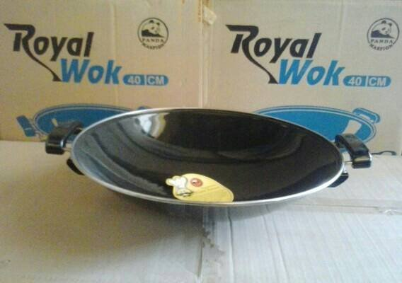 Wajan Royal Wok 40 cm Maspion