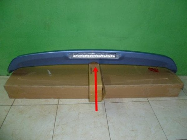 jual spoiler grand new avanza kompresi beli ready topi belakang all xenia anavsl