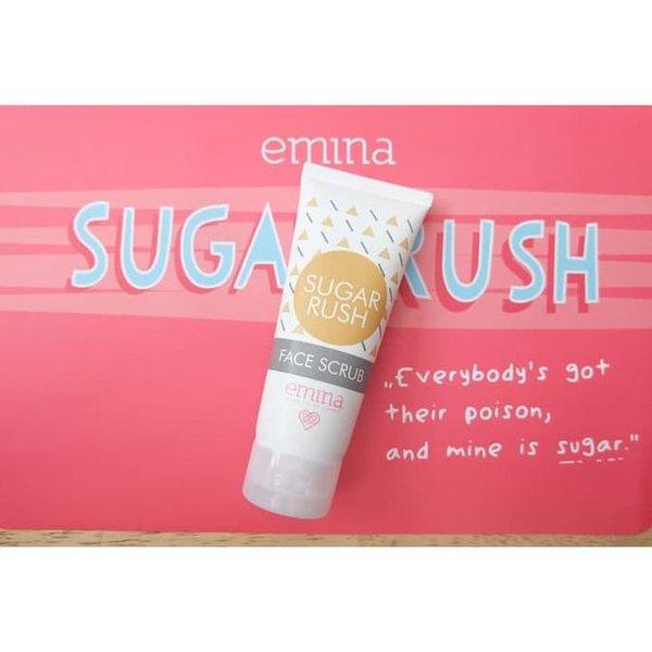ready Emina Sugar Rush Face Scrub 60ml