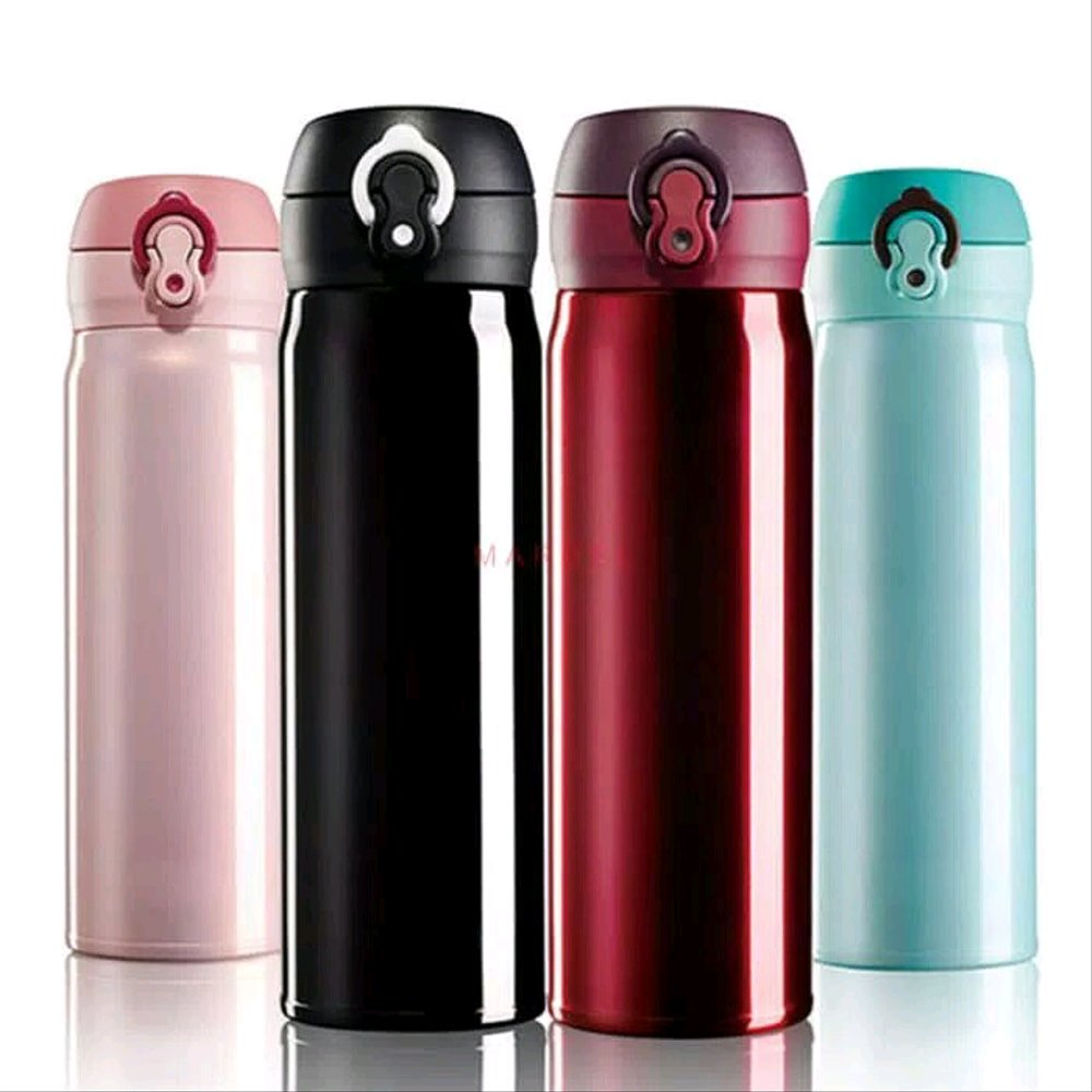 Jual Botol Minum Tumbler Thermos Stainless Steel 500ml