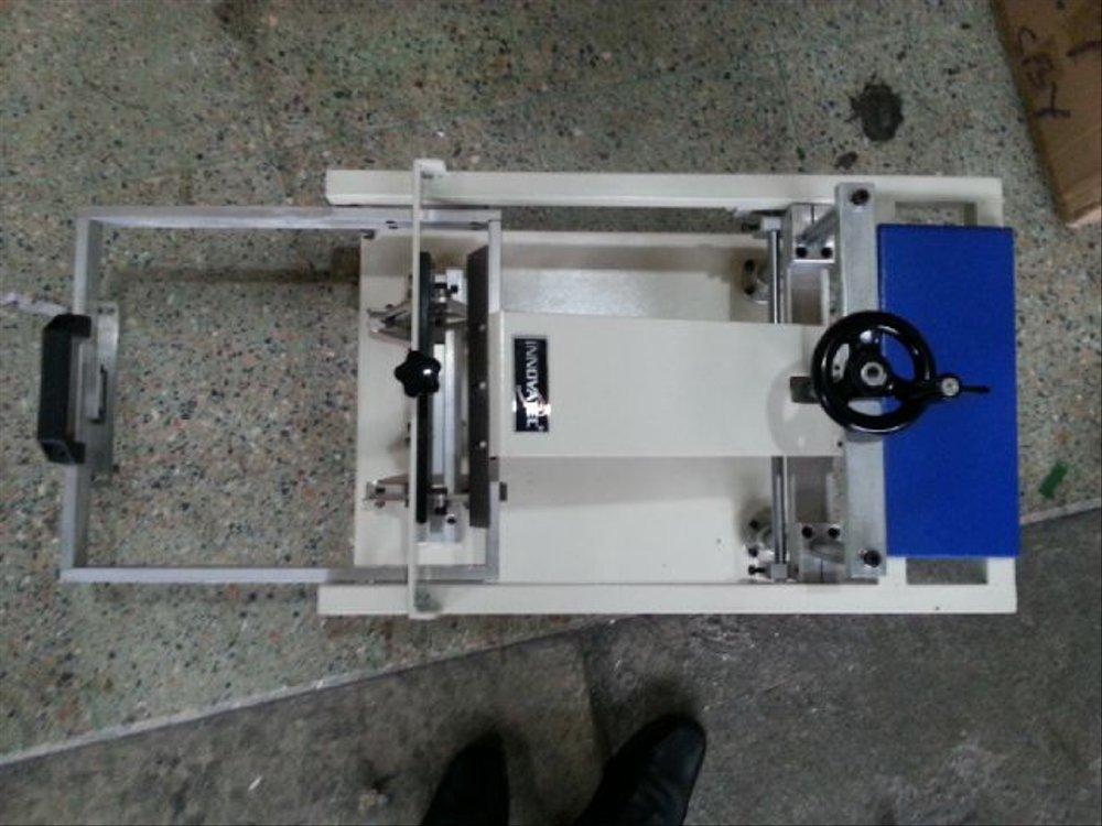 Jual Mesin Sablon Gelas Silinder Semi Otomatis di lapak