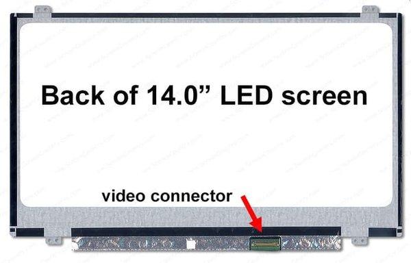 Aksesoris Laptop LCD LED 14.0 Laptop Asus X453S- X453SA- X453SA-WX Series