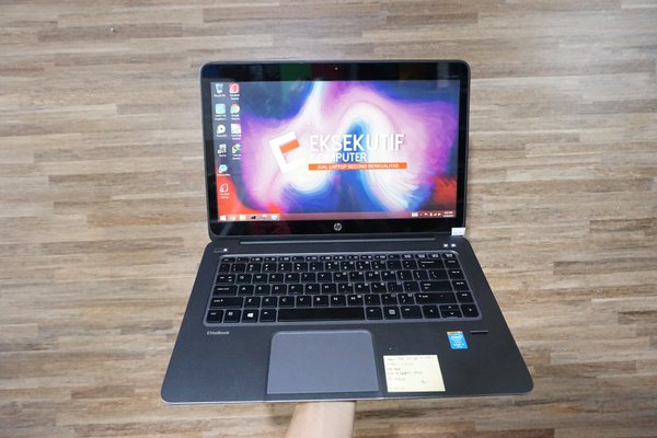 HP Elitebook Folio 1040 G2 14 Full HD Touchscreen Core i7-5600U Brodwell Ultrabook Premium Mewah bkn ThinkPad Dell XPS