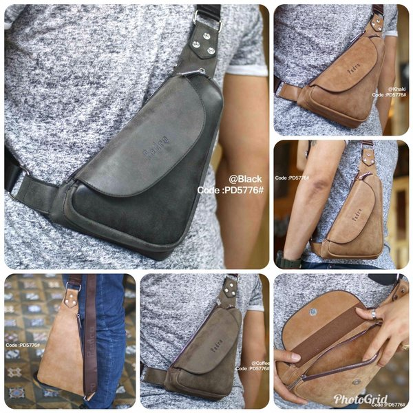 Tas Pedro Waistbag 5776 SB84 batam impor original fashion branded reseller sale