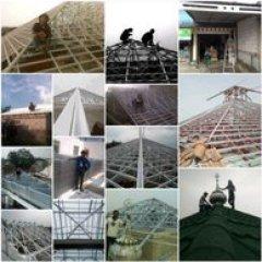 Harga Rangka Atap Baja Ringan Klaten Jual Terpasang Ekonomis Di